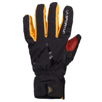 Skimo Gloves Evo Black/Yellow 999100