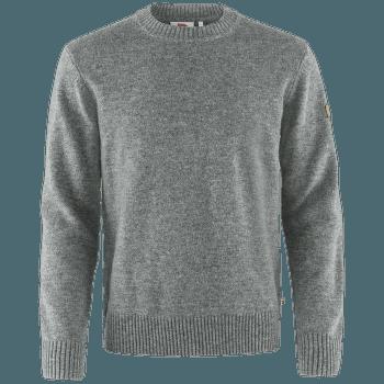 Övik Round-neck Sweater Men Grey 020