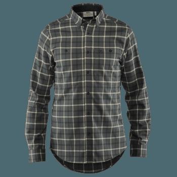 Fjällslim Shirt LS Men Ash Grey
