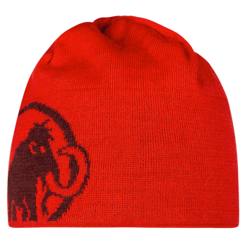 Mammut Logo Beanie (1191-04891) magma-merlot
