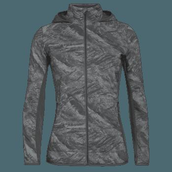Headwaters Hybrid Hooded Jacket Women Mineral