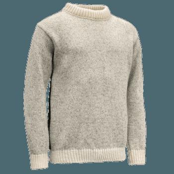 Nansen Sweater Crew Neck 652A GREY/ANTRACITE/OFFWHITE