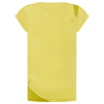 Chimney T-Shirt Women Celery/Kiwi