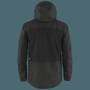 Abisko Lite Trekking Jacket Men Dark Grey-Black