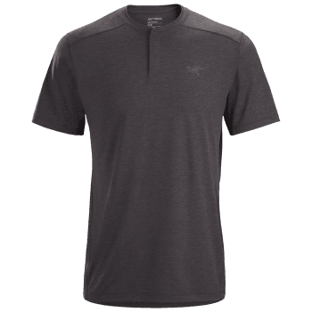 Kadem Henley SS Men Black Heather
