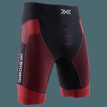 Efektor® G2 Run Shorts Men OPAL BLACK/SUNSET ORANGE