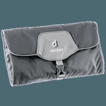 Wash Bag II granite-silver
