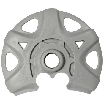 Compact powder basket