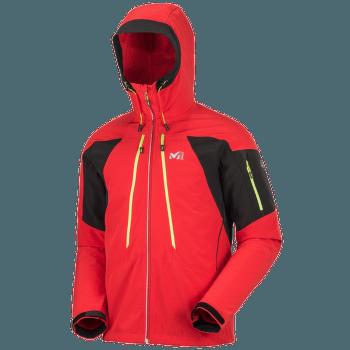 Touring Shield Jacket Men ROUGE/NOIR
