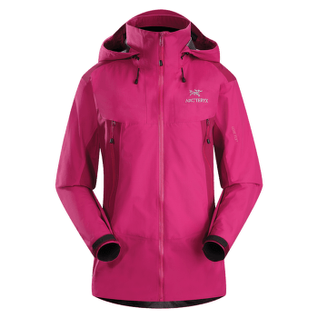 Beta LT Hybrid Jacket Women Ruby Sunrise