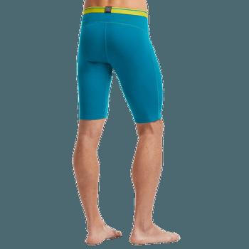Zone Shorts Men Alpine/Chartreuse/Chartreuse