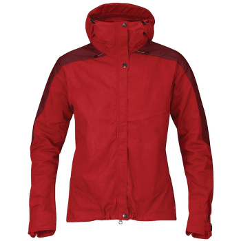 Skogsö Jacket Women Red-Ox Red