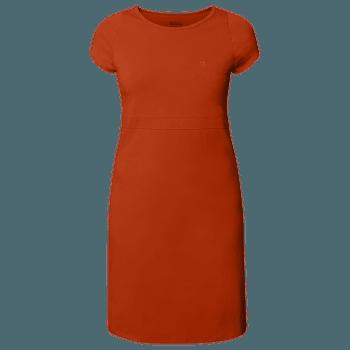 High Coast Dress Women Flame Orange