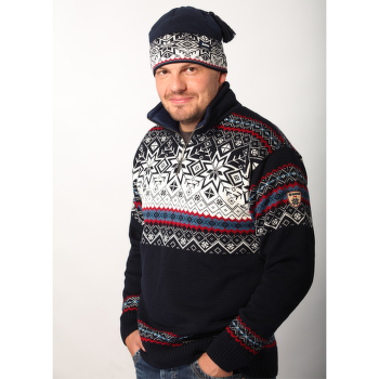 A52 Knitted Hat black 110