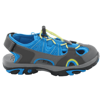 Lakewood Cross Sandal Kids brilliant blue 1152
