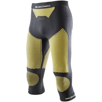 Ski Touring Evo Pants Medium Men Black/Yellow Sunshine