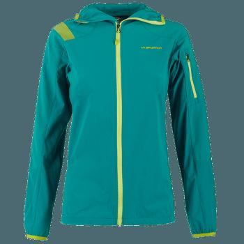 TX Light Jacket Women Emerald