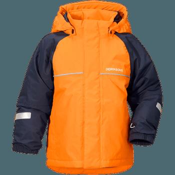 Idde Jacket Kids 156 BRIGHT ORANGE