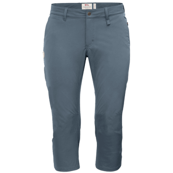 Abisko Capri Trousers Women Dusk