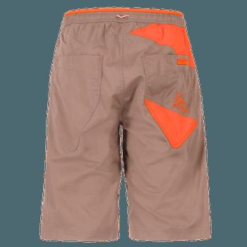 Bleauser Short Men Falcon Brown/Pumpkin