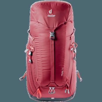 Trail 30 cranberry-graphite