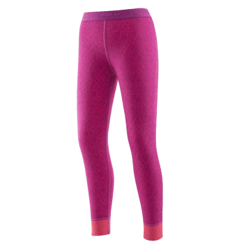 Active Happy Heart Kid Long Johns ORCHID