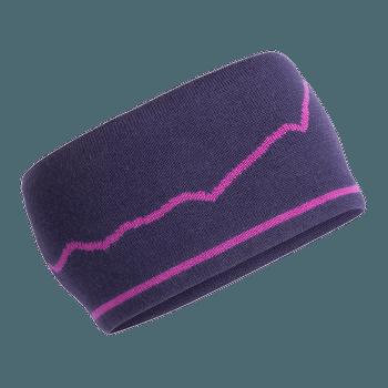 Adult Icebreaker Headband Mt. Cook Lotus