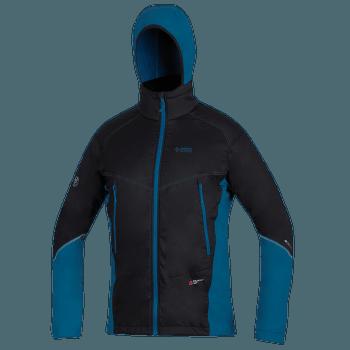 Alpha Jacket 3.0 Men Black/petrol