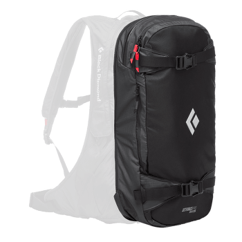 JetForce Pro Split Booster 25L Black