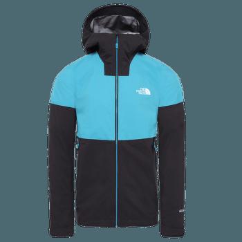 Impendor C-Knit Jacket Men ACOUSTIC BLUE/WEATHRD BLK