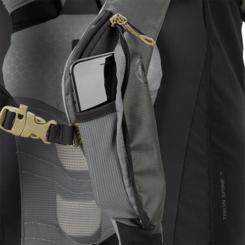 Trion Spine 75 L graphite-black 0126