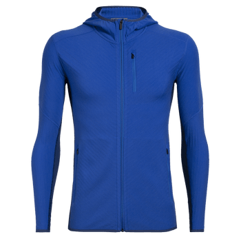 Descender LS Zip Hood Men (103465) Lapis/ESTATE BLUE