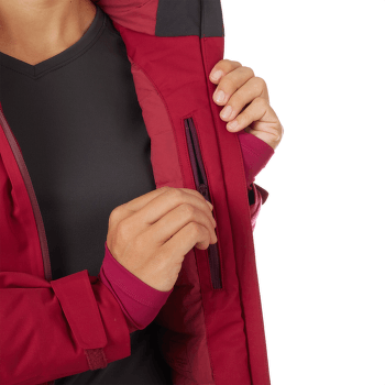 Stoney GTX Down Jacket Women 3490 beet
