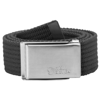 Merano Canvasbelt Dark Grey