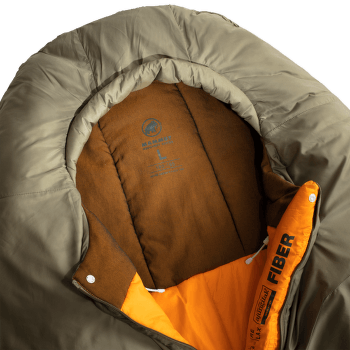 Relax Fiber Bag 0°C Olive 4072