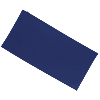 Silk-Cotton Standard (Rectangular) Navy Blue