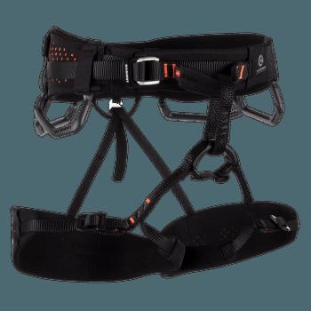 Comfort Fast Adjust Harness Men black-safety orange 00430