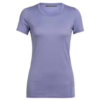 Tech Lite SS Low Crewe Calla Lily Women Orchid