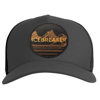 Icebreaker Graphic Hat Unisex Monsoon/Black