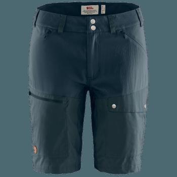 Abisko Midsummer Shorts Women Dark Navy