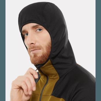 Impendor Full Zip Mid Layer Hoodie Men FIR GREEN/TNF BLACK