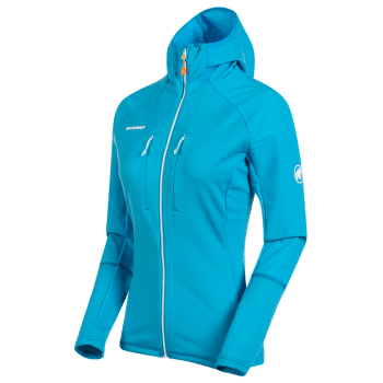 Eiswand Advanced ML Hooded Jacket Women sky