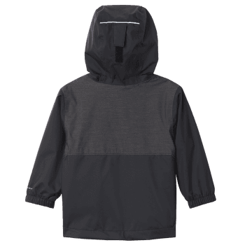 RAINY TRAILS™ Fleece Lined Jacket Boys Black, Black Slub 011