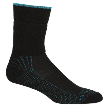 Hike Medium Crew Women Black