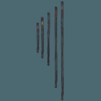 Lanyard I PA 25 mm černá 008