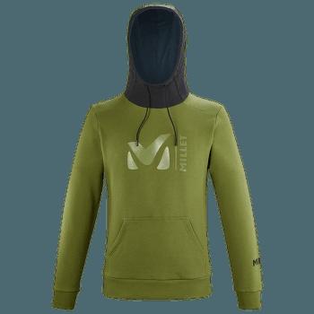Millet Sweat Hoodie Men FERN/NOIR