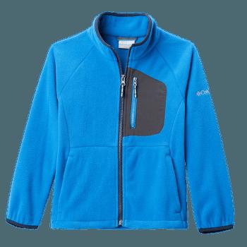 Fast Trek™ III Fleece Full Zip Kids Bright Indigo, 433