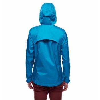 TreeLine Rain Shell Women Azul