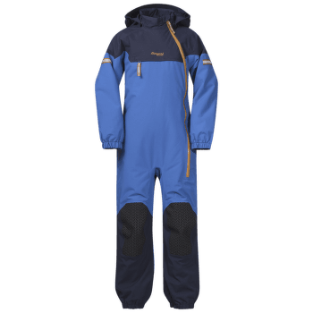 Ruffen Insulated Coverall Kids Athens Blue/Navy/Desert