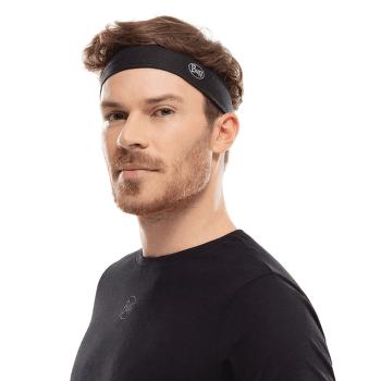 CoolNet UV+® Slim Headband R-Solid Black R-SOLID BLACK